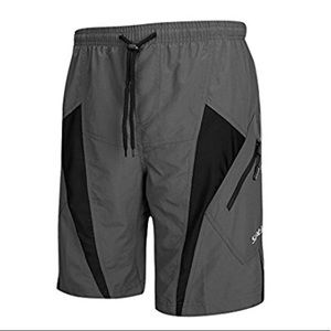 Other - Men's padded bicycle shorts